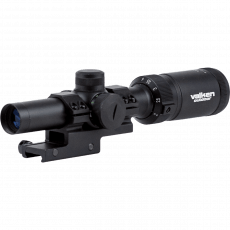 VALKEN – V Tactical Scope 1-4×20 w/Mount Mil-Dot Reticle image