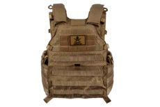 Stirling Tactical – SFC Tactical Vest Coyote Brown image