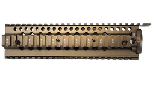 NUPROL BOCCA SERIES THREE RAIL 12″ – BRONZE product image