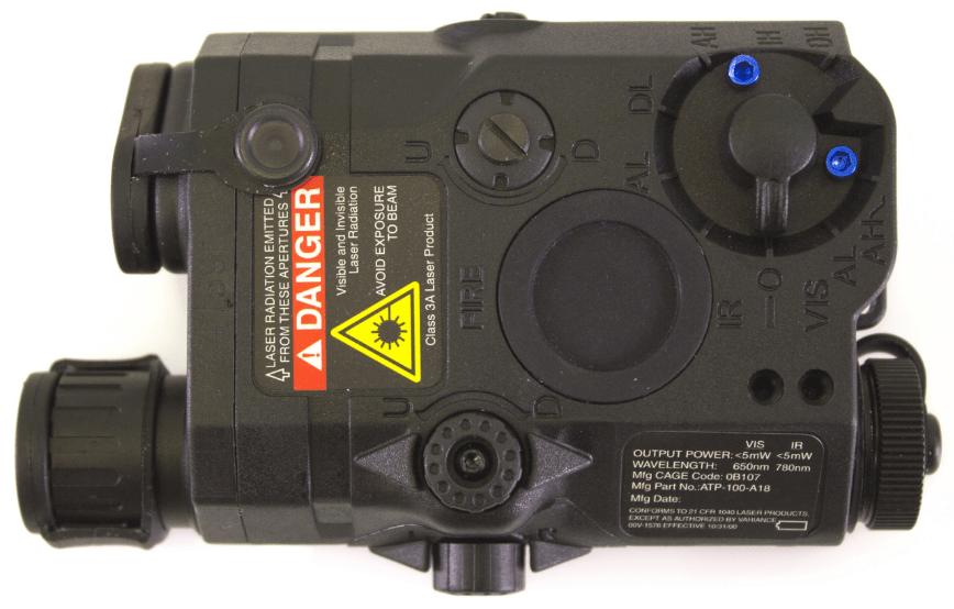 Nuprol Q15 Light/Laser Box – Black product image