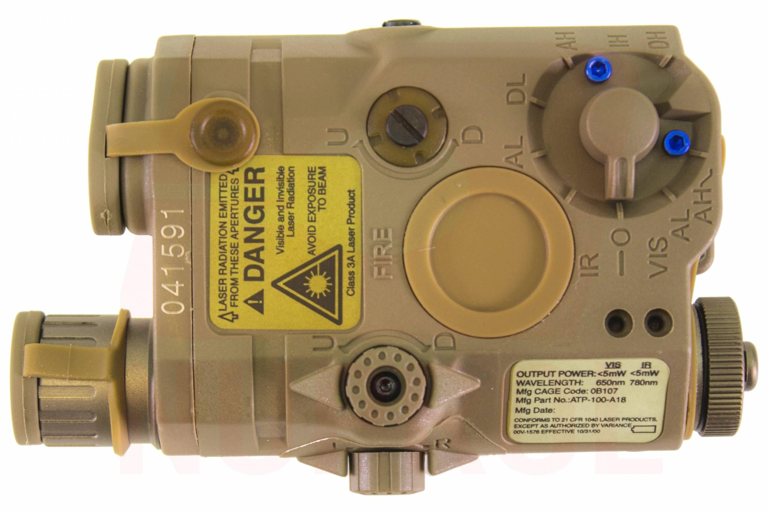 Nuprol Q15 Light/Laser Box – Tan product image
