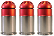 Nuprol 40mm Shower Grenade – 72Round – 3 Pack image