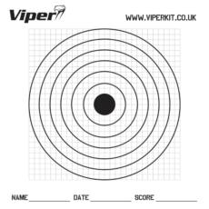 Viper Pro Target Paper Targets image