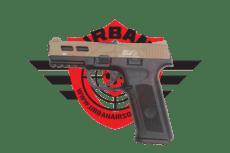 XAE Pistol Gas Blow Back – Dual Tone image