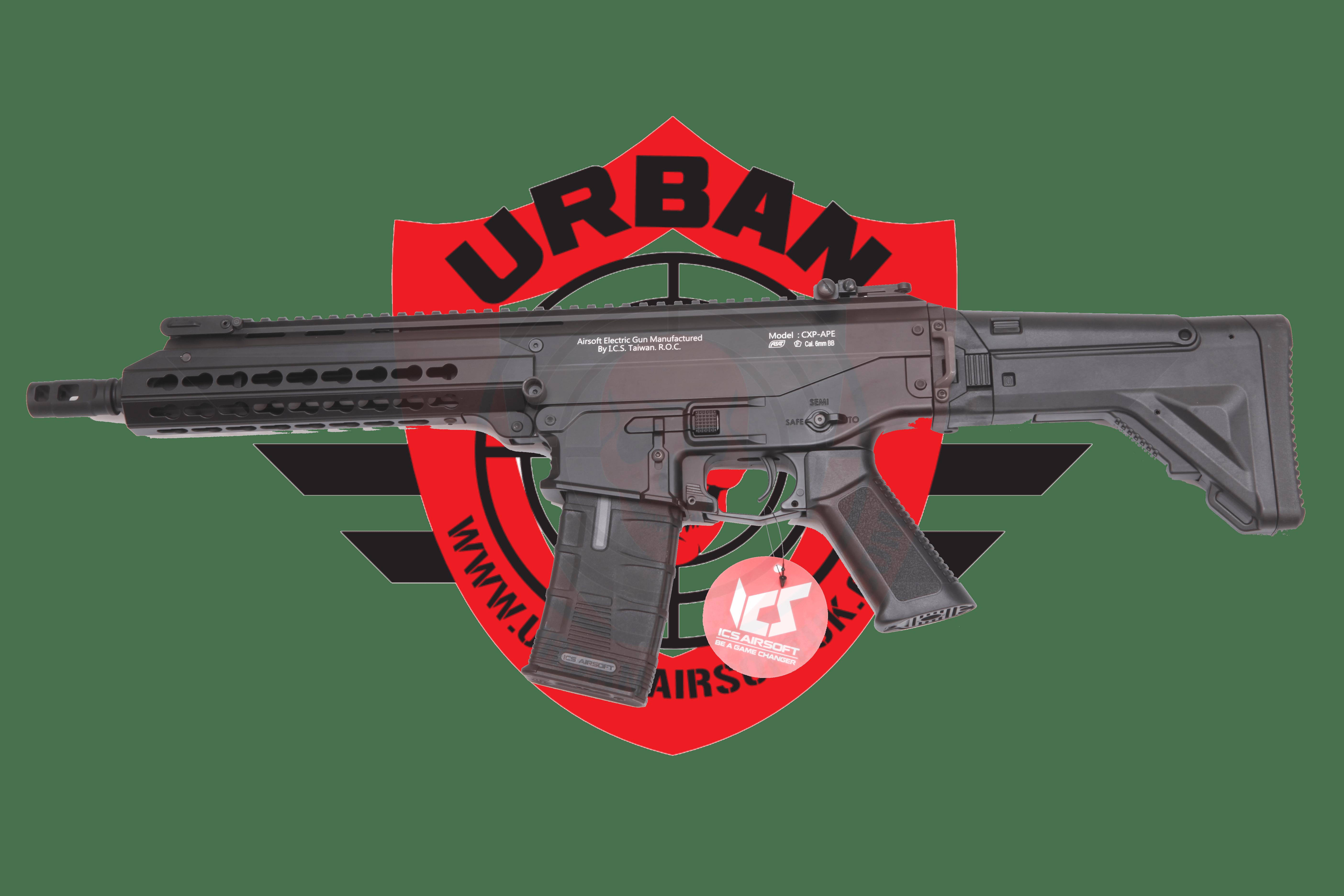 ICS CXP-APE AEG Rifle product image