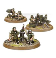Cadian Heavy Weapon Squad image