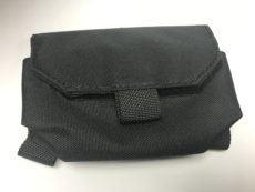 8Fields Shotgun Ammo Pouch (9 Shells) Black image