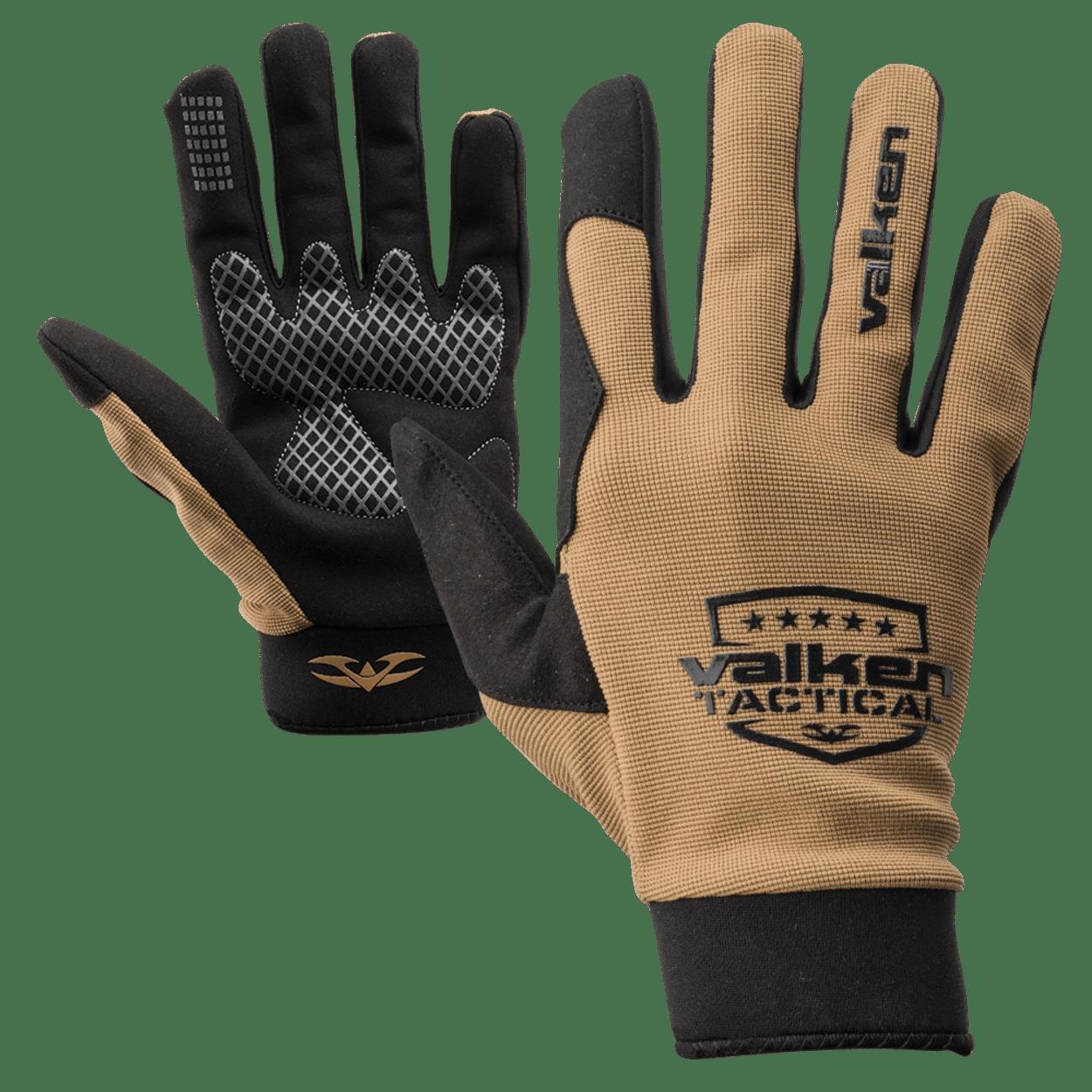 Valken Sierra 2 Gloves – Tan product image