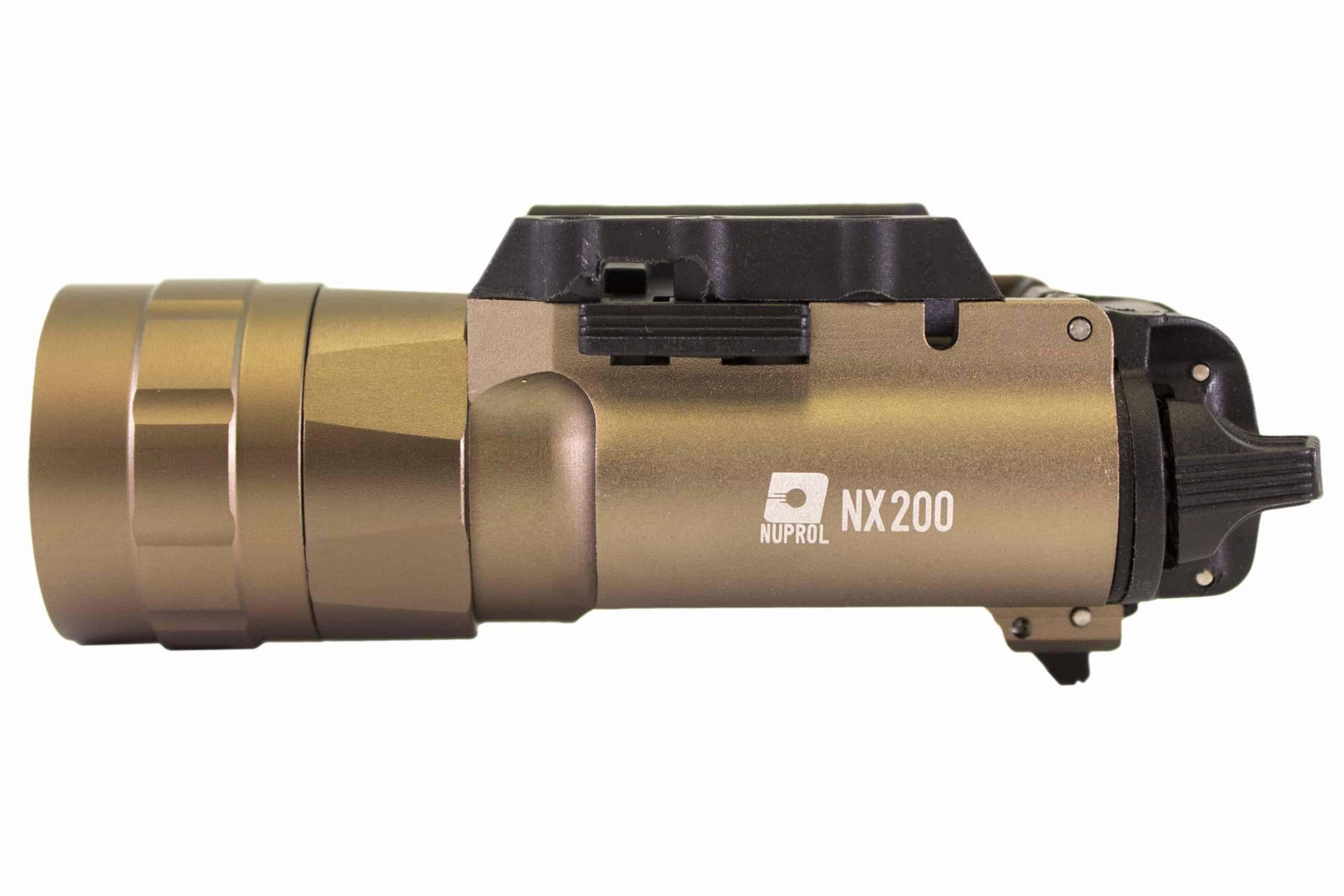 Nuprol NX200 Pistol Torch – Tan product image