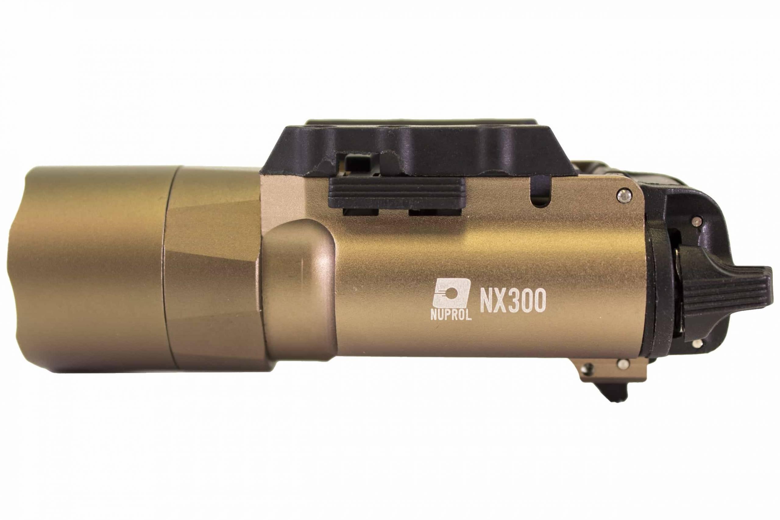 Nuprol NX300 Pistol Torch – Tan product image
