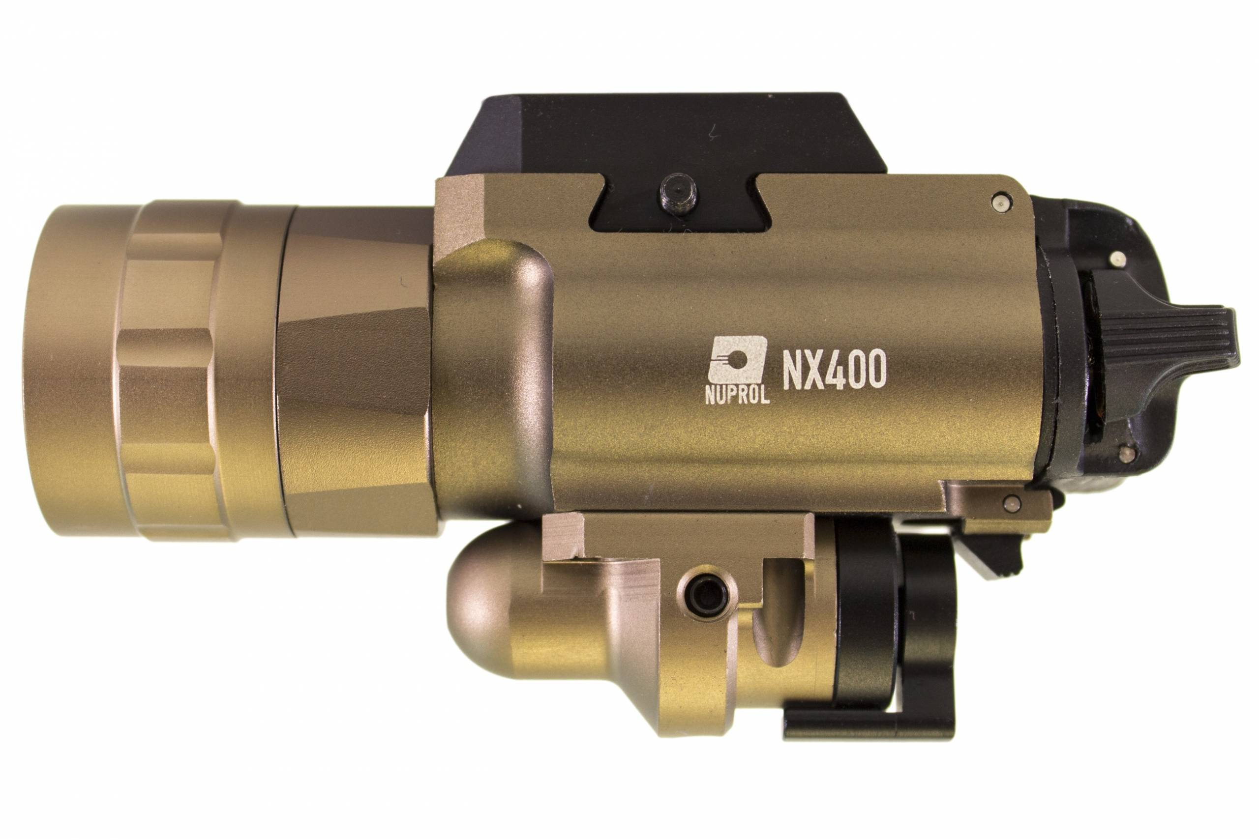 Nuprol NX400 Pistol Torch and Laser – Tan product image