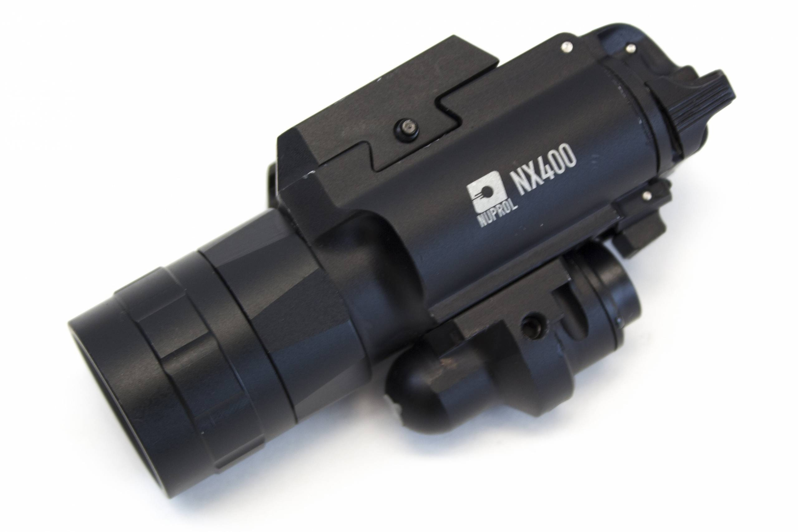 Nuprol NX400 Pistol Torch and Laser product image