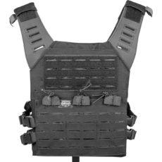 Valken Plate Carrier Laser Cut – Black image