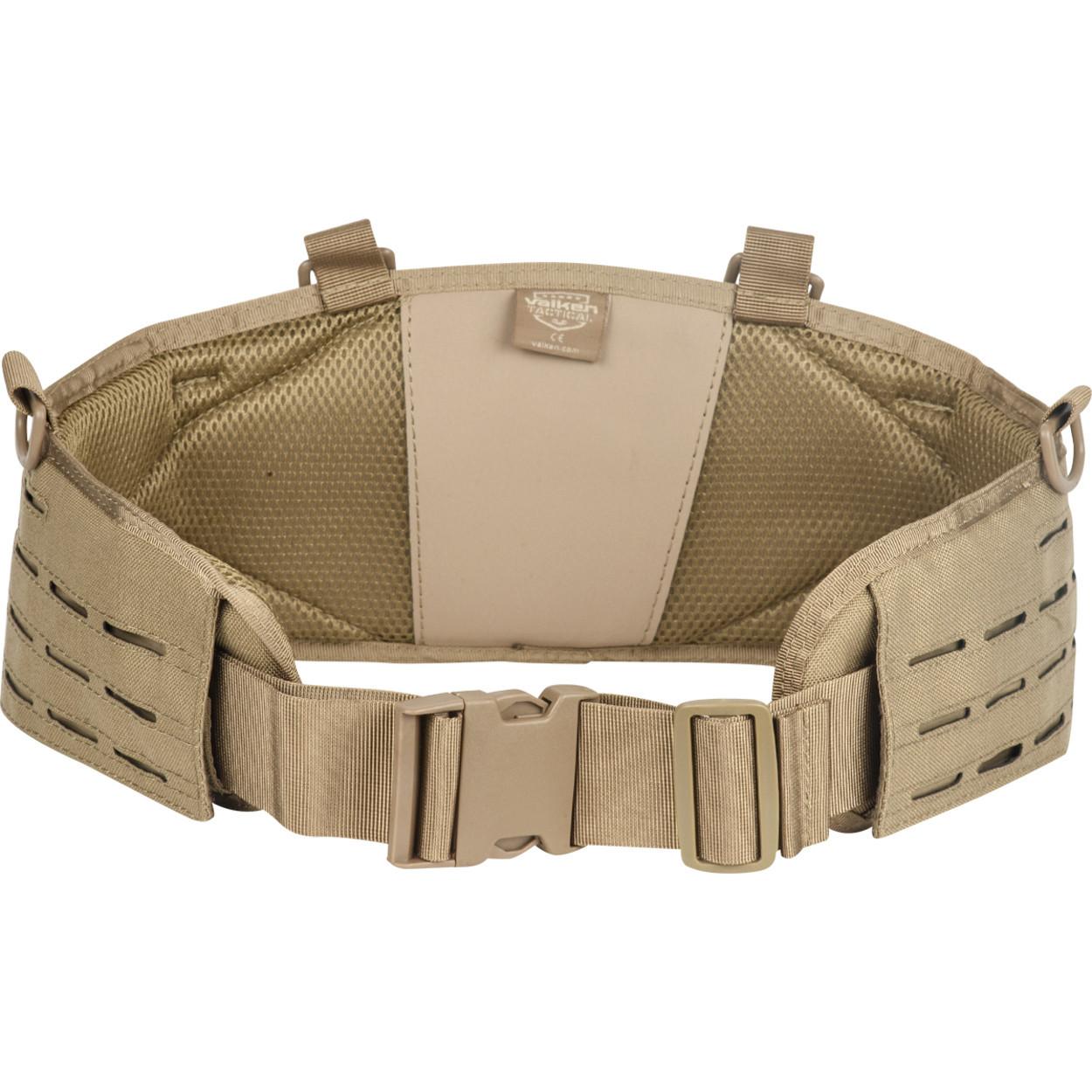 Valken Battle Belt Laser Cut Tan product image