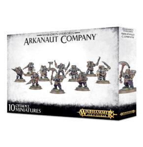 Games Workshop Arkanaut Company product image