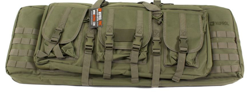 Nuprol PMC Deluxe Soft Rifle Bag 36″ – Green product image