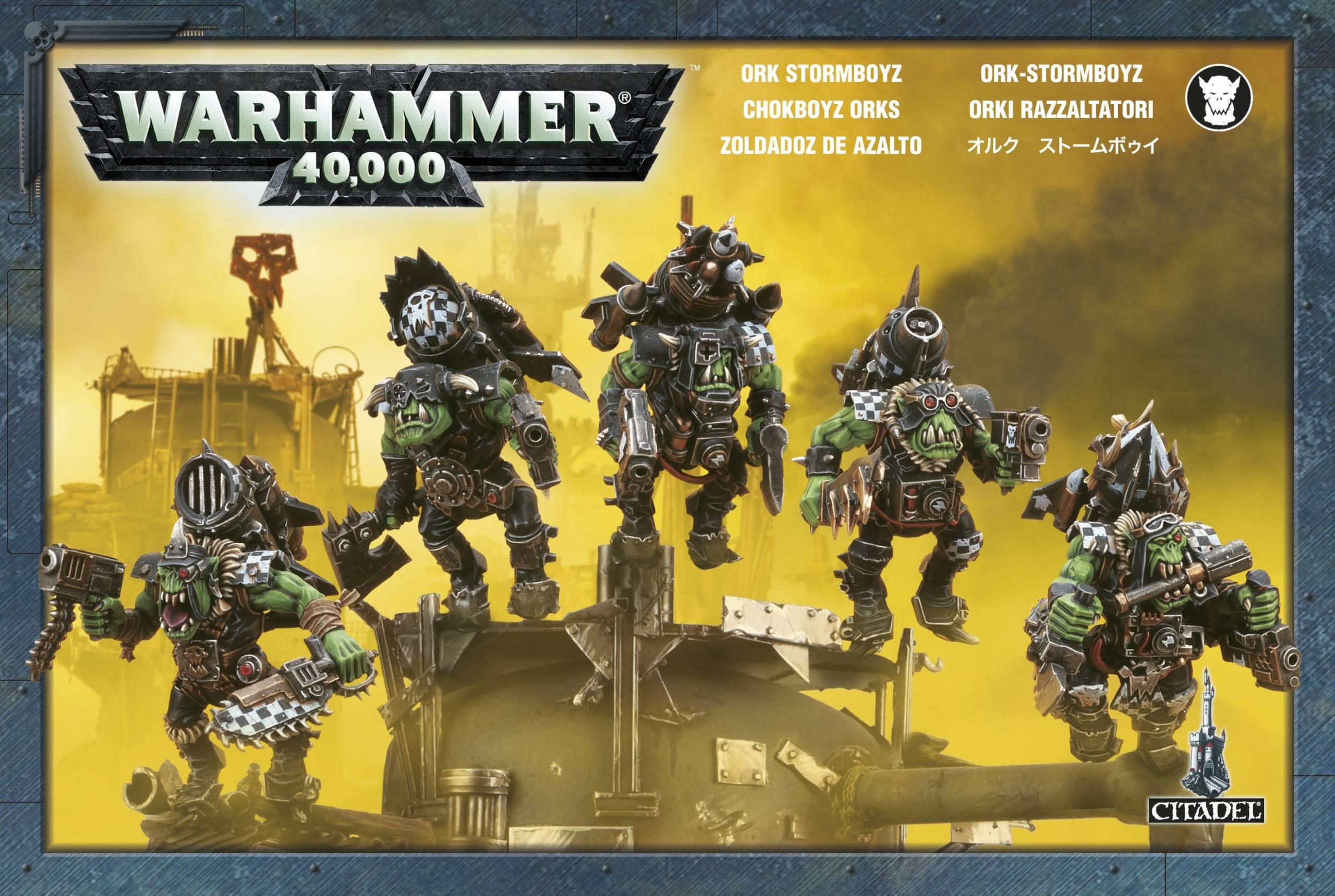 Ork: Stormboyz product image