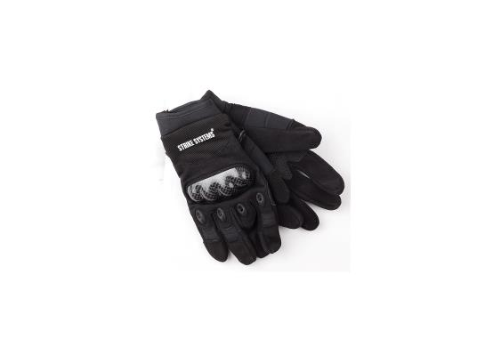ASG Tactical Assault Gloves – Black (Size Large) product image