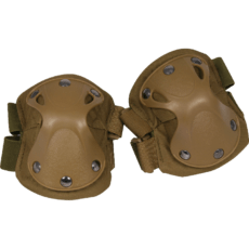 Viper Hard Shell Elbow Pads Sand image