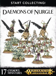 Start Collecting! Daemons of Nurgle product image