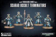 Warhammer: Scarab Occult Terminators image