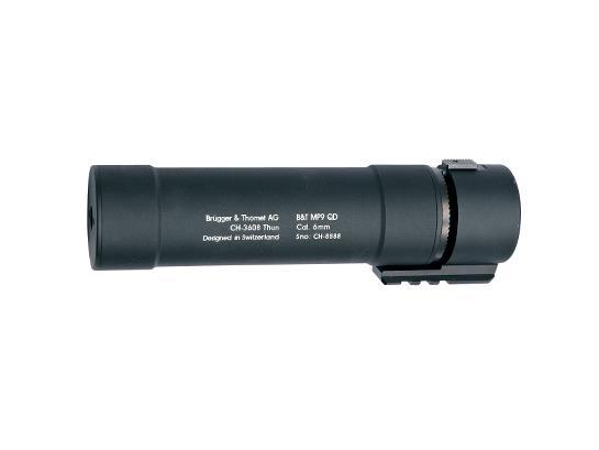 B&T MP9 QD Barrel Extension Tube product image