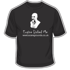 Eugine Licked Me – T-Shirt image