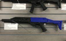 ASG Scorpion Evo BET – Blue image