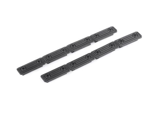 ASG M-Lok Slot Cover – 2 Piece product image