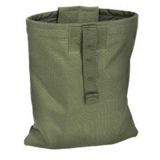Helikon Brass Roll Dump Pouch – Olive Green image