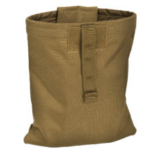 Helikon Brass Roll Dump Pouch – Coyote image