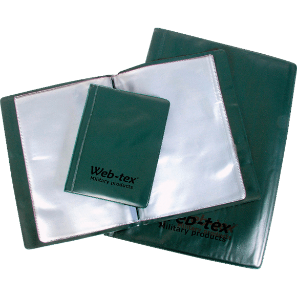 Web Tex Nirex Document Holders A5 product image