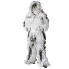 HELIKON CAMOUFLAGE GHILLIE SUIT SNOW CAMO image