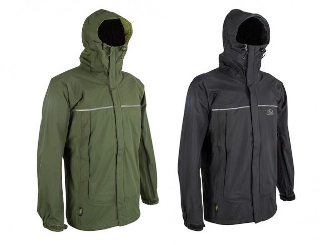 Highlander Typhoon 3 Layer Mountain Jacket O/ Green product image