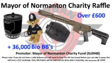 Mayor of Normanton Charity Raffle Ticket image