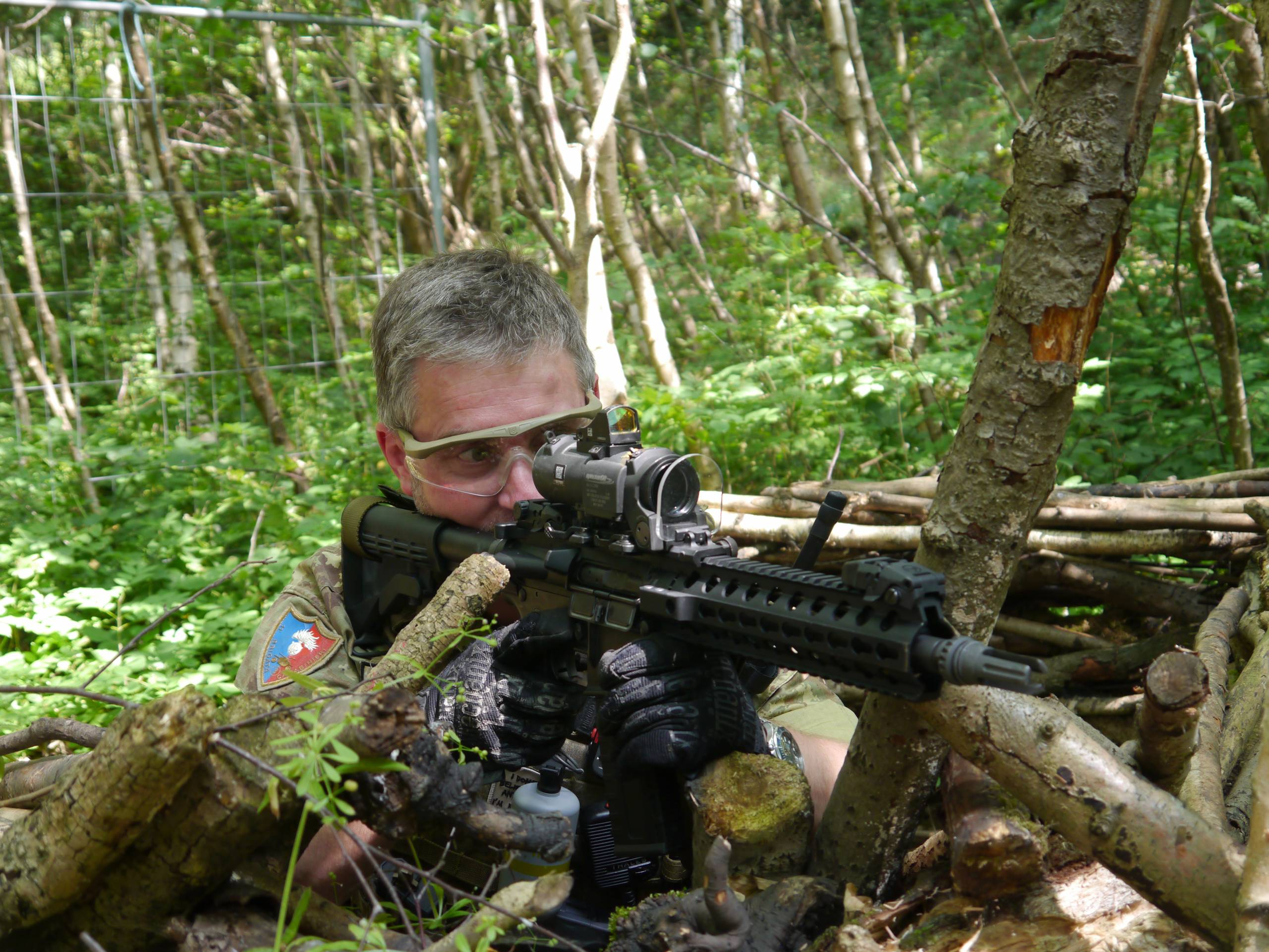 A Beginner's Guide To Airsoft Games featured image