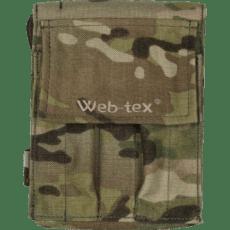 Web-Tex A6 Notebook Holder – Multicam image