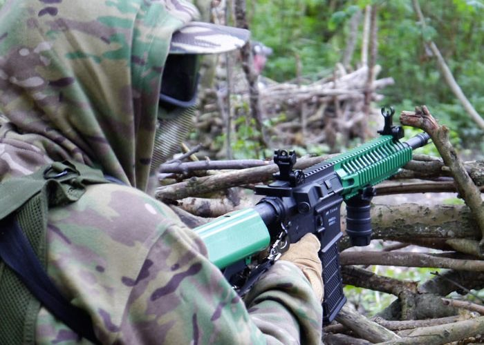 Airsoft vs Paintball featured image
