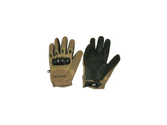 ASG Tactical Assault Gloves – Tan product image