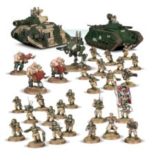 Battleforce Astra Militarium Battlegroup image