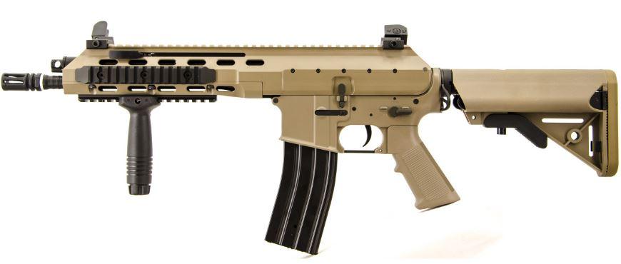 Nuprol Delta: AK21 CQB – Tan OR Black product image