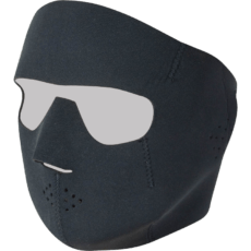 Viper Special Ops Face Mask Black image