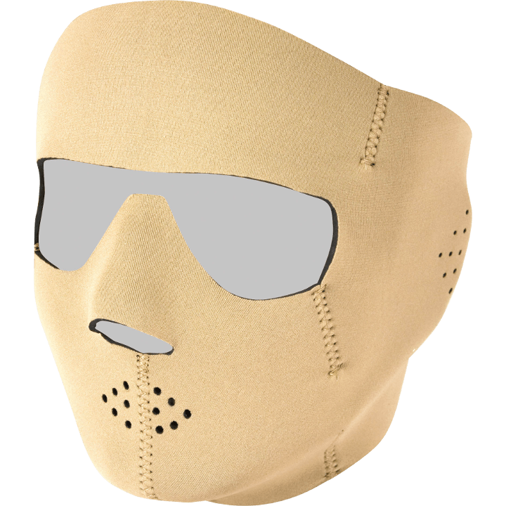 Viper Special Ops Face Mask Tan product image