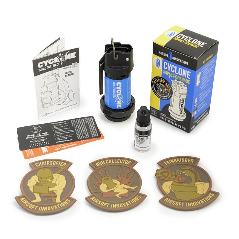 Cyclone Impact BB-Firing Grenade product image