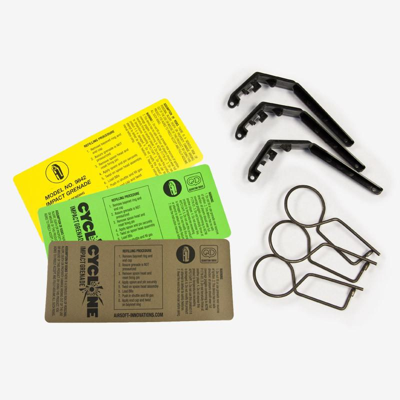 Airsoft innovations Cyclone Resupply Kit product image