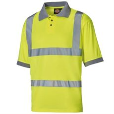 Dickies Hi-Vis Polo (Yellow) image