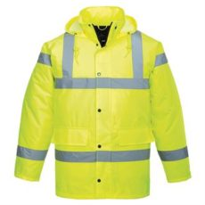 Hi-Vis Traffic Jacket (Yellow) image