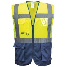 Portwise Warsaw Executive Vest (Yellow) image