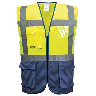 Portwise Warsaw Executive Vest (Yellow) product image