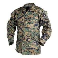 Helikon USMC Polycotton Shirt (Digital Woodland) image